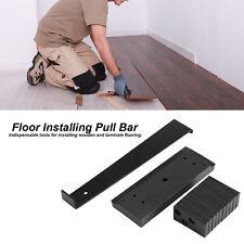 Wood Flooring Installer Laminate Tool Kit Spacers W/ L Tapping Block U0026 Pull  Bar