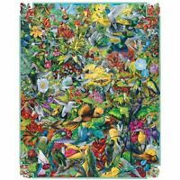 White Mountain Puzzles Hummingbirds - 1000 Piece Jigsaw Puzzle , New, Free Shipp on sale