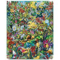 White Mountain Puzzles Hummingbirds - 1000 Piece Jigsaw Puzzle , New, Free Shipp on sale