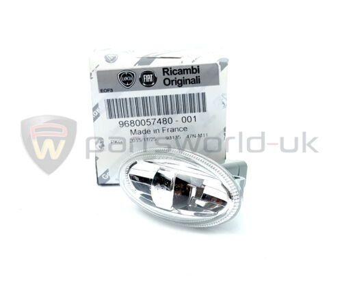 Citroen C1 C2 C3 Picasso Berlingo Dispatch Side Indicator Repeater Light Lamp