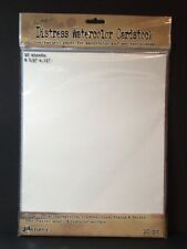 TDA39549 20-Pack 4.25 by 5.5-Inch Ranger Time Holtz Distress Watercolor Cardstock