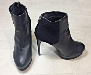 Forever 21 Womens Heels Size 10 Black