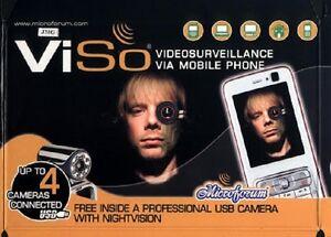 Kit videosorveglianza VISO smartphone