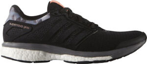 timeless design b666f d2676 Image is loading adidas-Supernova-Glide-8-GFX-Boost-Womens-Running-