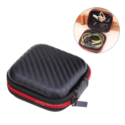 Portable Headset Earphone Headphone Carrying Hard EVA Case Bag Storage Box Hold