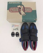 Performance Chronos II Road Bike Cycling Shoes US Men's 8 NEW Fast Shipping LOOK
