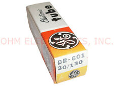 NEW/NOS/NIB - DR-601 / 30 / 130 VACUUM/ELECTRON TUBE
