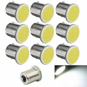 10X-12SMD-COB-LED-BA15S-1156-P21W-DC-12V-Reverse-Light-Auto-Car-Lamp-Bulb-HOT