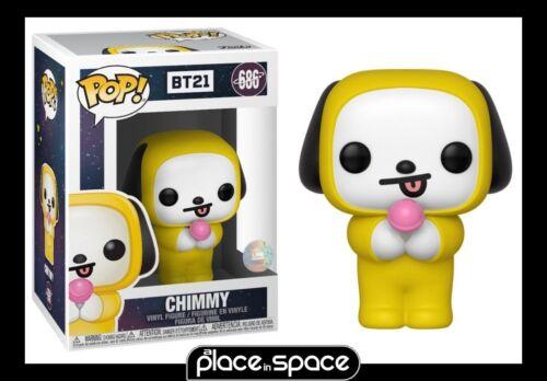 BT21-Chimmy FUNKO POP Vinyl Figure #686