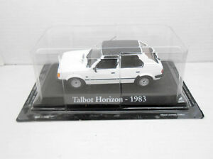 1-43-COCHE-TALBOT-HORIZON-1983-IXO-RBA-1-43-METAL-MODEL-CAR-1-43-diecast