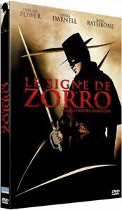 El-Signo-de-Zorro-Tyrone-Power-Linda-Darnell-Basil-Rathbone-DVD-Nuevo