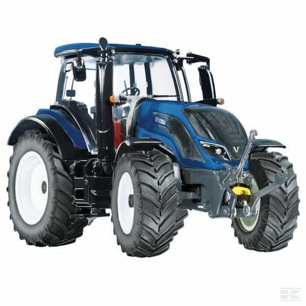 Wiking Valtra T214 Model Tractor 1 32 Scale 14+