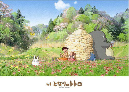 Ensky Jigsaw Puzzle 500-238 My Neighbor Totgold Studio Ghibli (38x53cm)