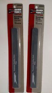 Fine grit. Squadron tools 30503 Sanding stick