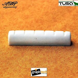 Sillet GraphTech Tusq PQ-6060-00 Slotted nut Epiphone LesPaul SG Vrac bulk