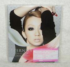 J-POP Koda Kumi ETERNITY Love & Songs Taiwan Ltd CD (Special Package)