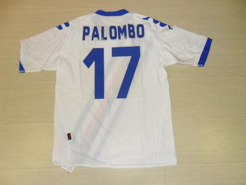 Sampdoria Camiseta Shirt Jersey 17 Palombo L
