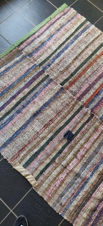 Gulvtæppe, ægte tæppe