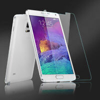 Lot 3 Premium Hd Tempered Glass Film Screen Protector For Samsung Galaxy Note 4