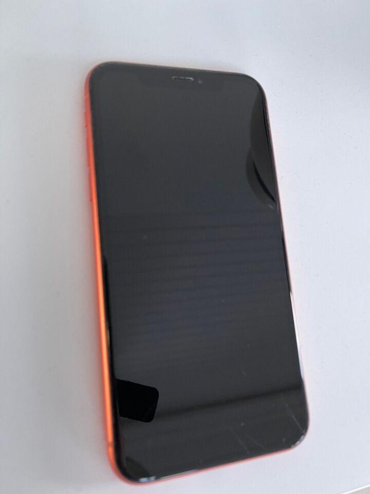 iPhone XR, 128 GB, koral