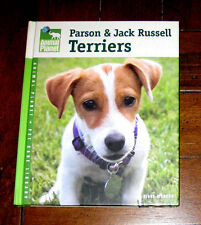 Book: Animal Planet: Parson and Jack Russell Terriers (2007, Tfh, Hardcover)