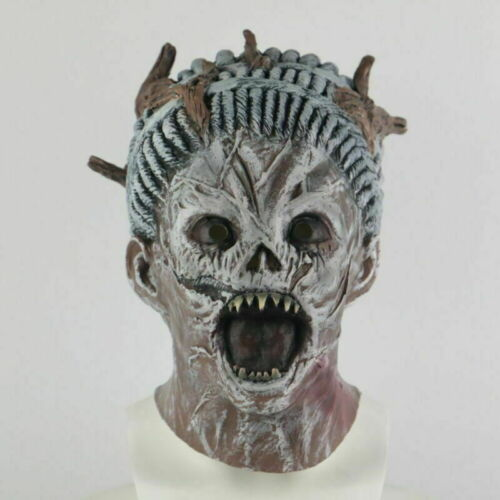 Cosplay Dead by Daylight New Killer The Hag Mask Halloween Fancy Dress Mask Prop