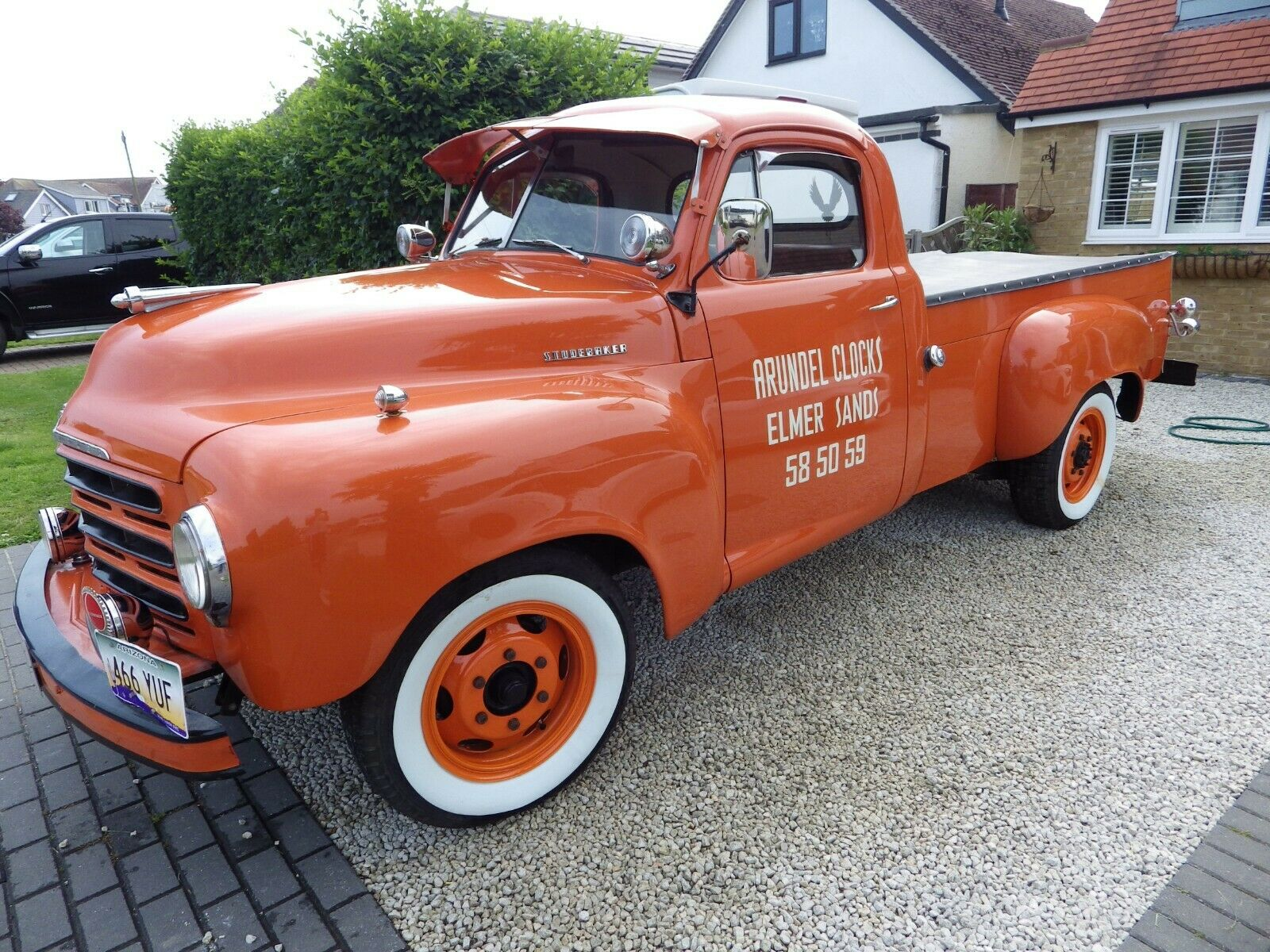 Studebaker 1952 2R10 Truck In Totally Stock Condition open to offers try me