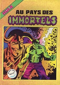 Hulk-Color-N-3-Au-pays-des-immortels-Aredit-Marvel-1983-BE