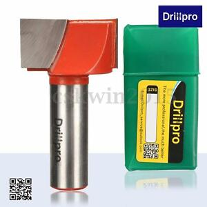 Drillpro-1-2-034-Shank-Bottom-Cleaning-Dado-Router-Bit-Tenon-Joint-Woodwork-Cutter