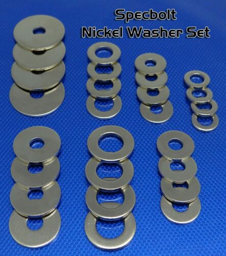 Honda CR Nickel Wurks Bolt Kit CR80 CR85 CR125 CR250 CR500 exceeds titanium look