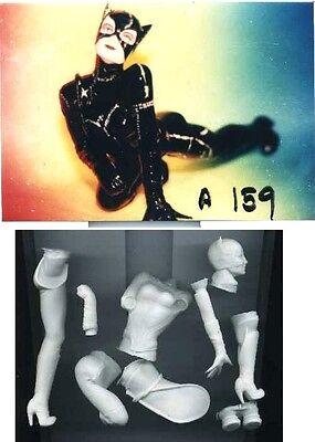 "8""Cat Women Crawling Version Movie Vinyl Model Kit 1/8"