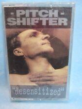"PITCH-SHIFTER ""Desensitized"" <> Sealed New CASSETTE <> 1993 Earache Records"