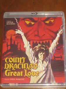 COUNT DRACULAS GREAT LOVE (1973)(Blu-Ray/DVD) VINEGAR
