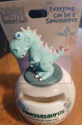 Dino Mates Money Jar