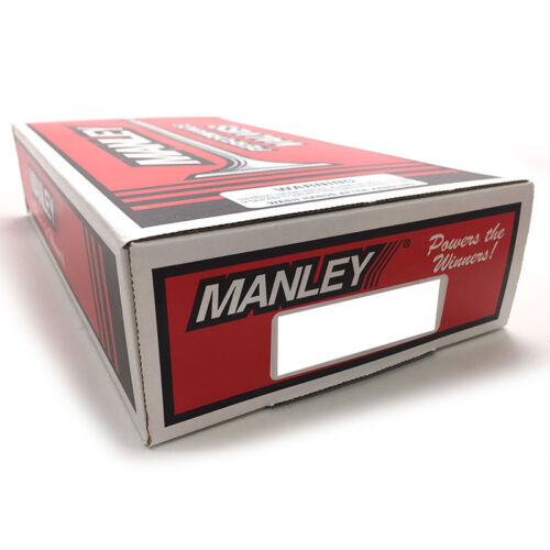 "Manley Exhaust Valve Set 11591-8; Race Master .3415/"" 1.880/"" for BBF SVO Heads"