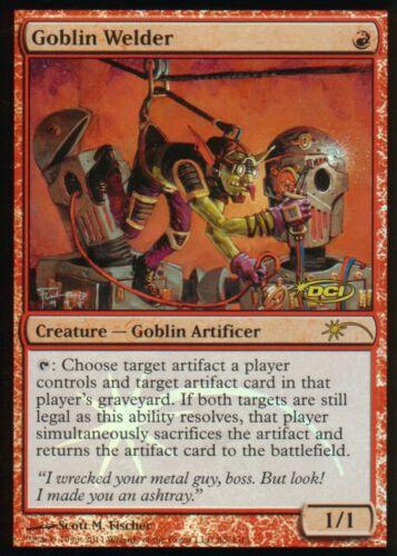 Goblin Welder FOILNMJudge Rewards PromosMagic MTG