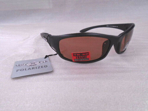Ugly Fish Polarised Lightning Sunglasses Black With Brown Photochromic Lens