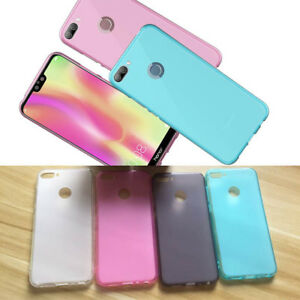 new product ff768 5ed8d Details about For Huawei Honor N9 honor 9i Anti Skid TPU Matte Frosted Gel  Skin Case Cover