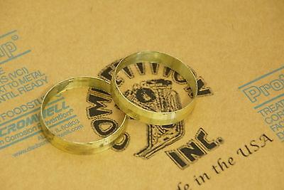 """1118-15 HARLEY JD INLET PACKING BUSHINGS 2 1915-1929 61/"""" TWIN"""