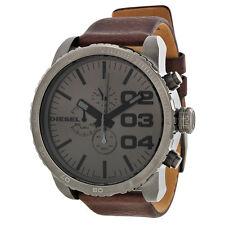 Diesel Advanced Chronograph Grey Dial Mens Watch DZ4210