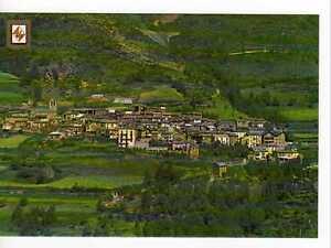 Postal-Queralbs-Girona-Pirineu-Catala-Vista-General