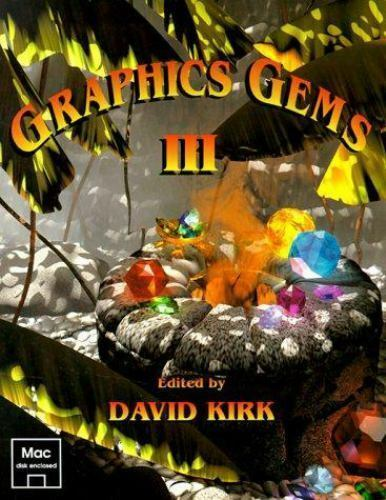 Graphics Gems 3 (Mac Disk) by