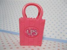 Littlest Pet Shop Sign Replacement Biggest Playset pink LPS shopping bag