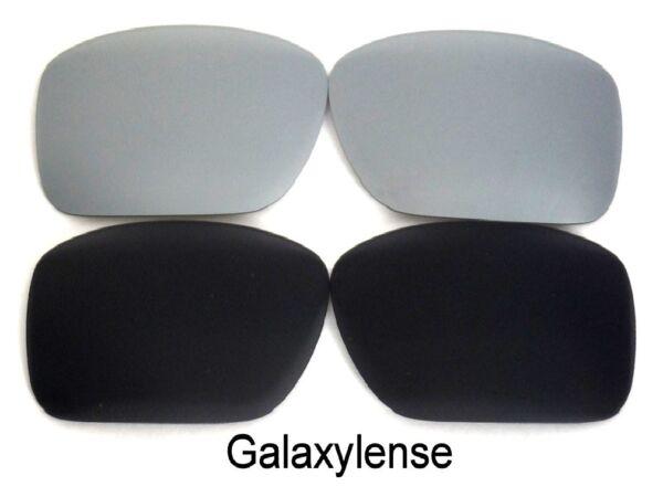 Galaxy Anti-sea Acqua Lenti Per Costa Del Mar Fantail Sole Nero/titanio