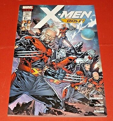 X-MEN GOLD #07 Aug.//2019 Mörderische Vergangenheit Panini Comics  ungelesen
