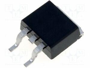 Transistor N-MOSFET unipolar 60V 11A 38W IPAK RFD3055LE N-Kanal-Transistoren TH