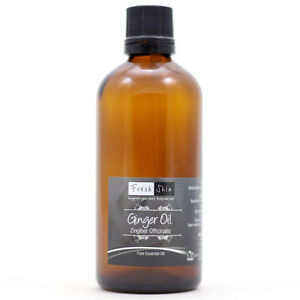 100ml-Ginger-Pure-Essential-Oil