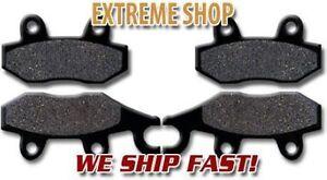 Fr+R Sintered Brake Pads 2006 2007 2008 2009 2010 Yamaha YFM 450 Wolverine 4x4