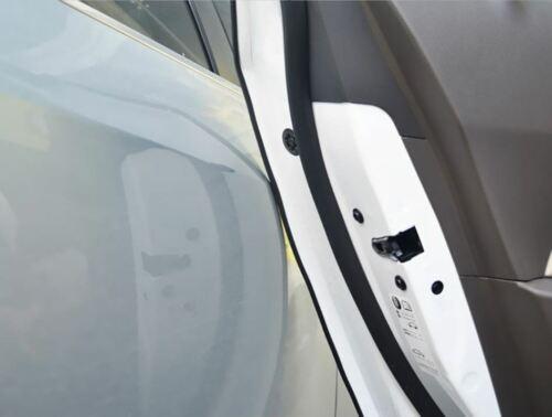 Chrome Silver 5mm x 5M Exterior Door Protection Trim Frame Sticker NI J