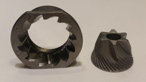 v5.2 Jura Krups Nivona AEG Saeco Siemens Mahlkegel mahlring 3x Set mahlsteine